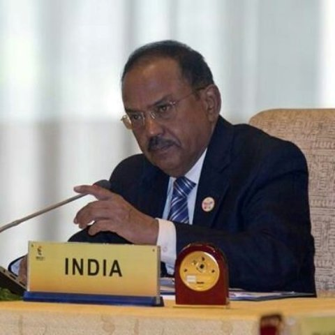Doval participates in trilateral maritime meeting in Lanka