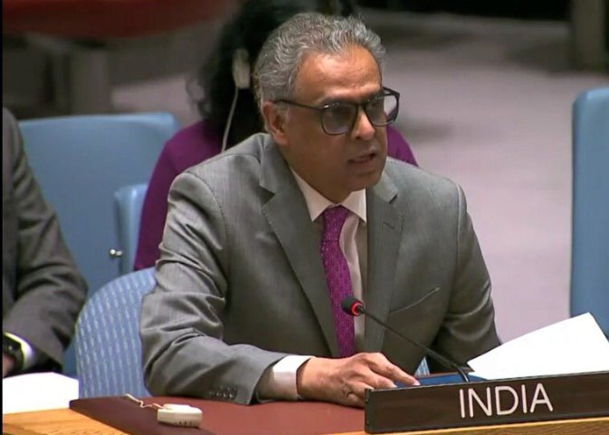 India calls for reforms in peacekeeping