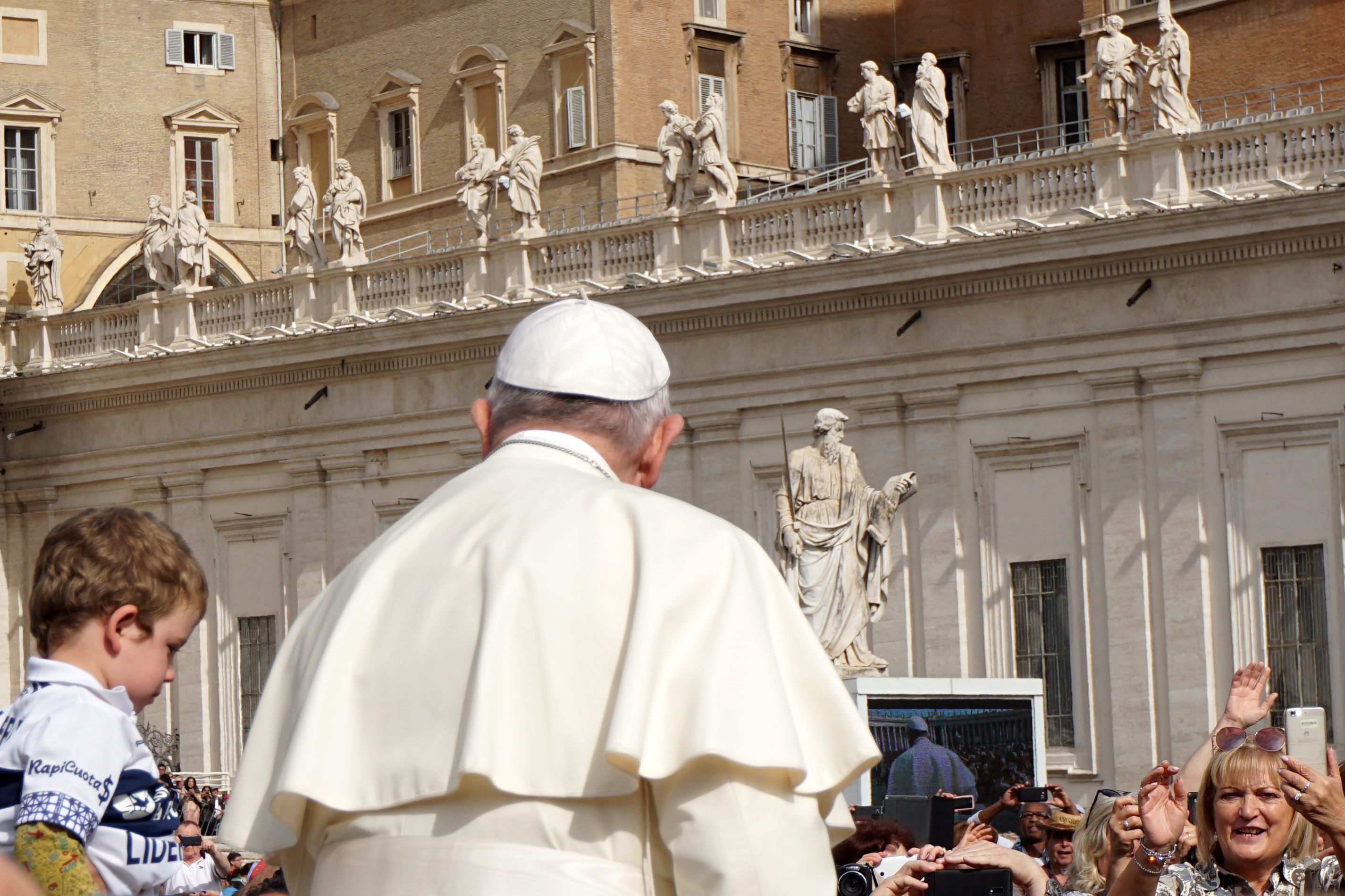 Catholic women's groups protest Vatican's gay union stance
