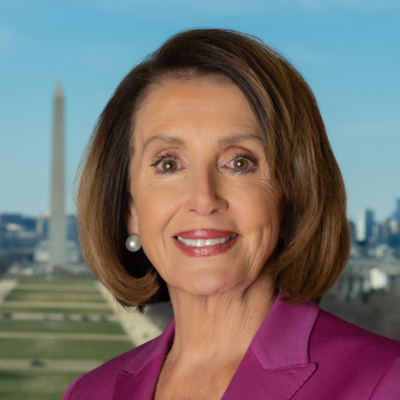 Nancy Pelosi - 52nd House speaker of the United States turns 80 today