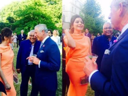 Fake post alert: Kanika Kapoor met Prince Charles, infected him with COVID-19