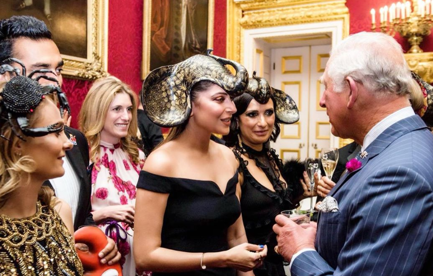 Kanika Kapoor and Prince Charles' old picture goes viral as both test positive