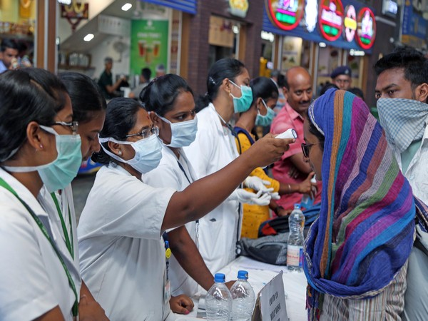Several COVID-19 positive cases across India