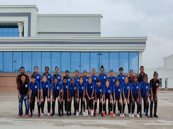 Aiming to build leaders, Indian women's team lands in Uzbekistan