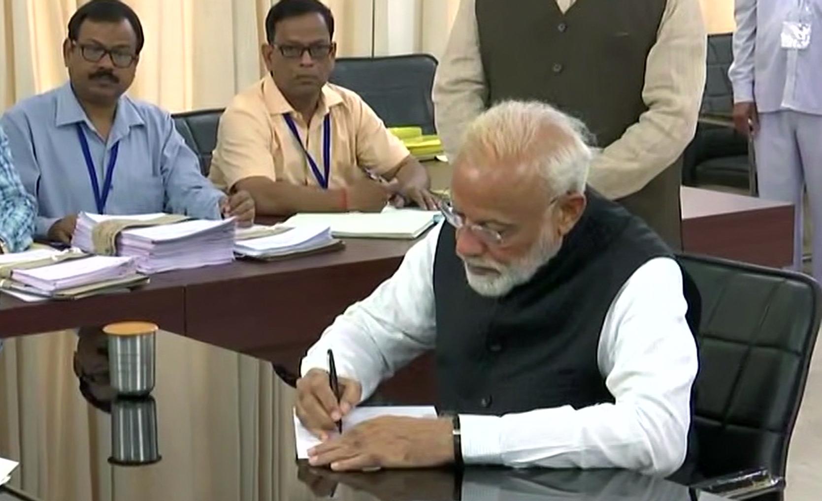 Karnataka, Arunachal governors meet PM