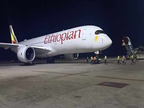 Nigeria receives first international commercial flight after shut down amid COVID-19