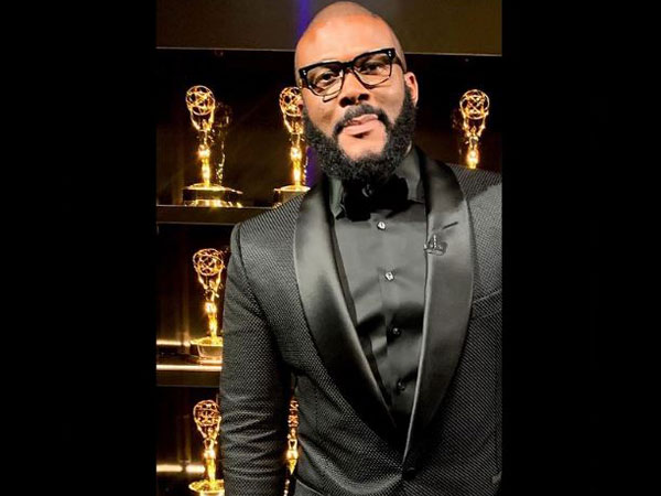 Tyler Perry takes home Jean Hersholt Humanitarian Award at 2021 Oscars