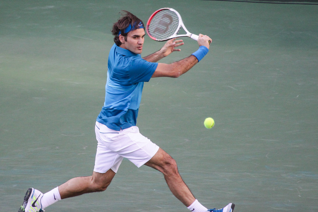Tennis-All the work's done, Federer says ahead of Wimbledon final