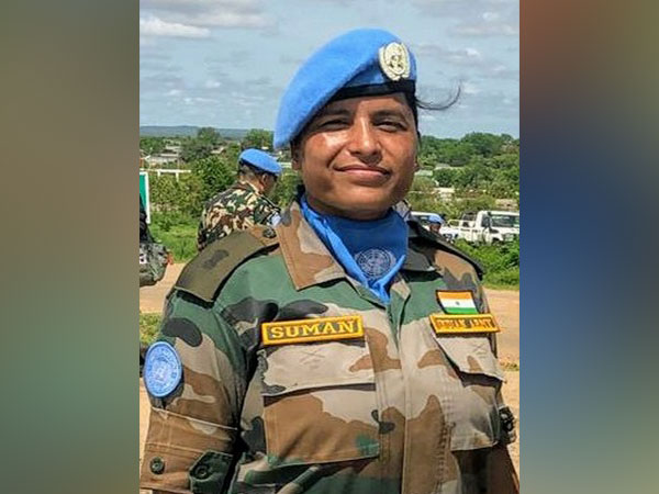 In a first, Indian Army Major to be honoured with UN Military Gender Advocate award