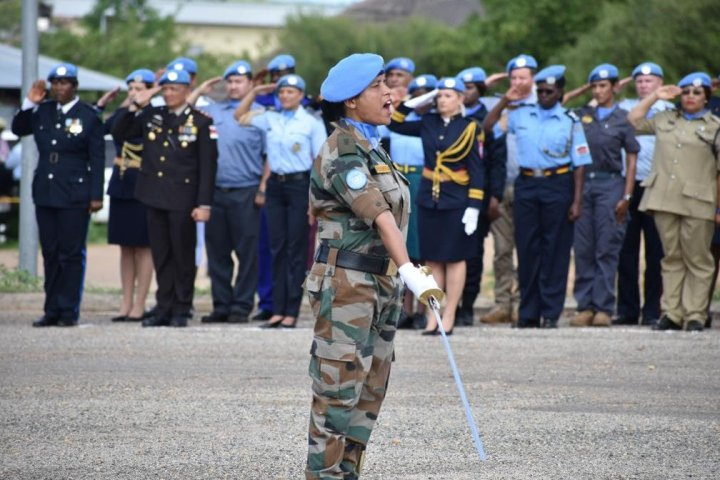 Major Suman Gawani to receive United Nations award on Peacekeepers Day