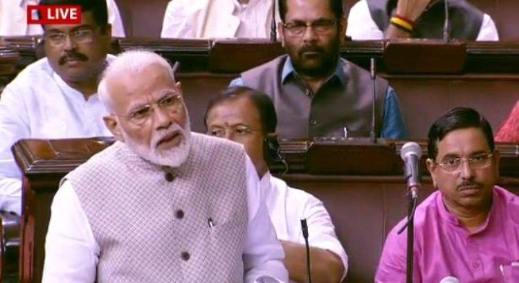 Union Cabinet headed by Prime Minister Narendra Modi