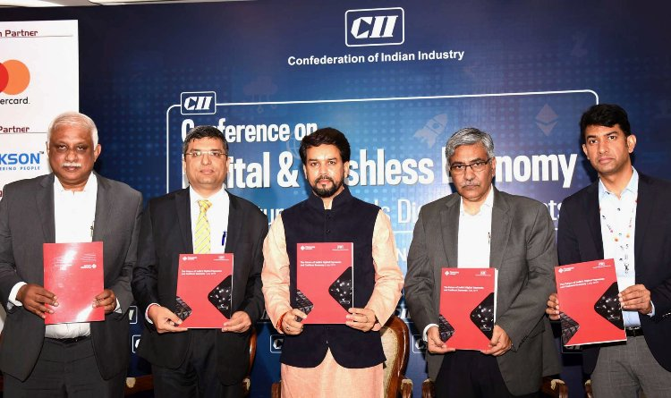 Advantages of technology not restricted to select few but for all: Anurag Thakur