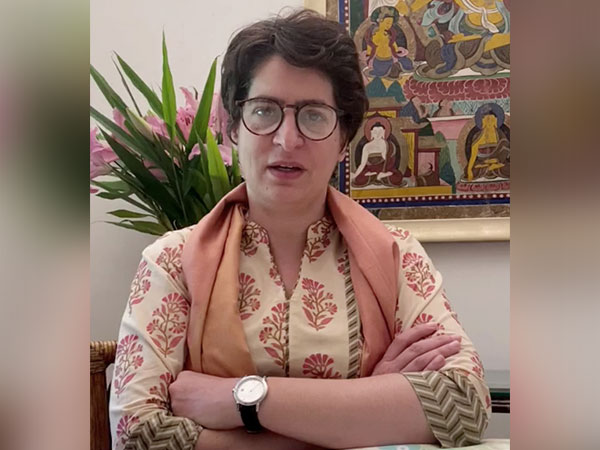 Centre trying to topple state governments elected by people amid pandemic: Priyanka Gandhi