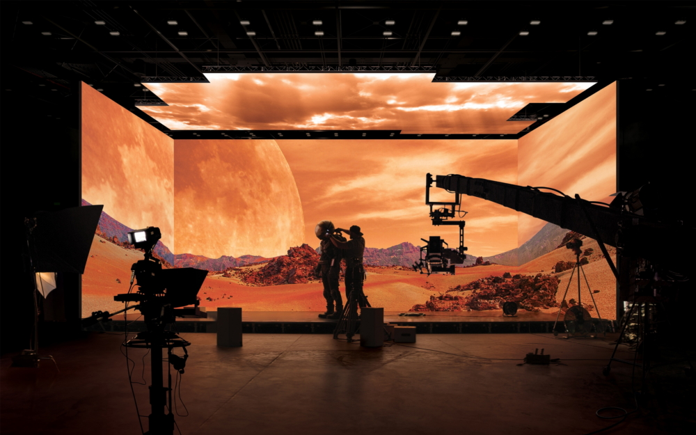 Samsung partners with CJ ENM to build first virtual production studio in Korea