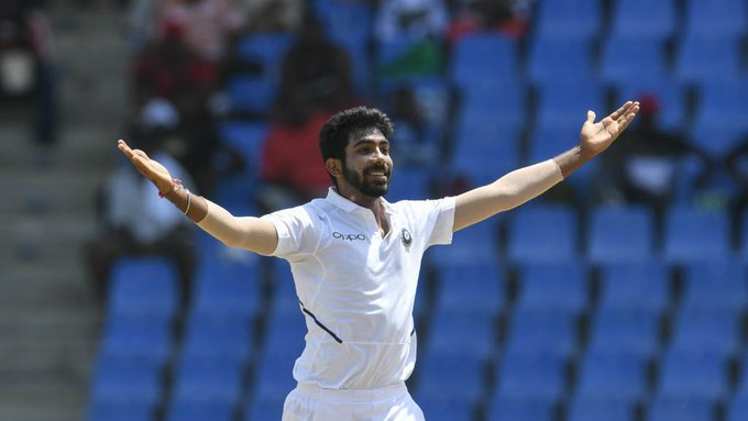 Bumrah nominated for ICC monthly award after exploits against England
