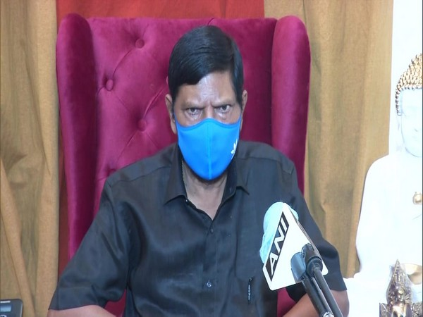 Union minister Athawale tests positive, hospitalized in Mumbai