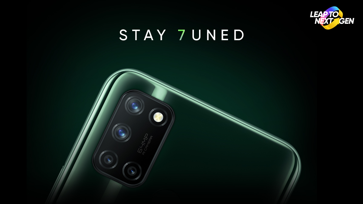 Realme teases new 7-series phone in India; expected to be Realme 7i