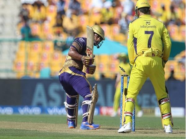 IPL 2021: Tripathi, Rana take KKR to 171/6 against CSK