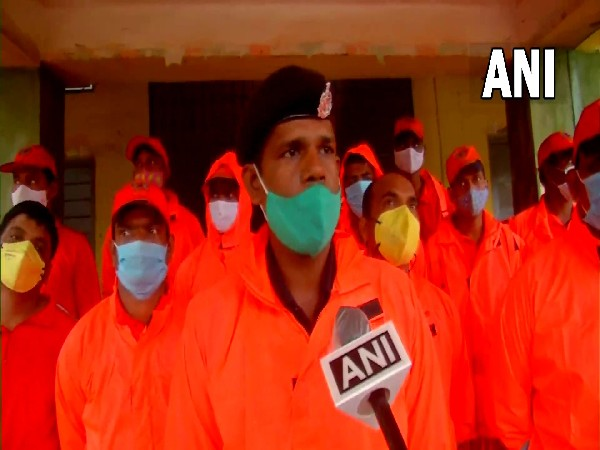 Cyclone Gulab: NDRF conducts mock drill of rescue, relief operations in Andhra's Kalingapatnam