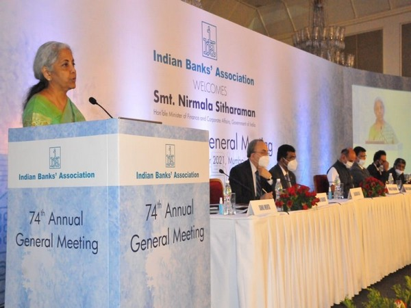 India needs 4-5 more banks like SBI to meet changing requirements of country's economy: Sitharaman