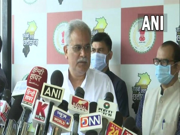 Bhupesh Baghel says absence from meeting on left-wing extremism should not be viewed from a political prism