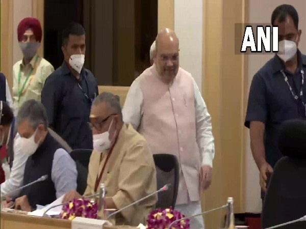 Amit Shah urges Naxal-hit states' CMs to give priority to menace for 1 year, arrange quarterly review meeting