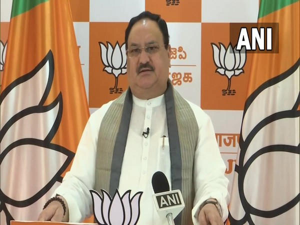 BJP chief JP Nadda extends best wishes to newly inducted ministers in Uttar Pradesh cabinet