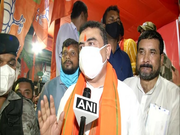 No political leader in country can match PM Modi: BJP leader Suvendu Adhikari