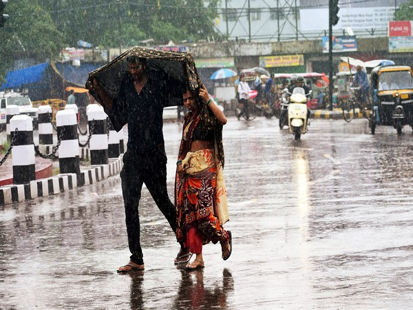 Pleasant day in Delhi, light rains likely on Monday