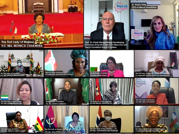 Malawi First Lady joins Merck Foundation First Ladies Summit via Videoconference to Discuss Healthcare Capacity and COVID-19 response in Africa