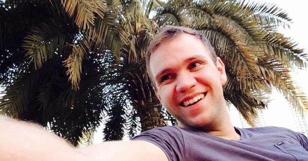 UAE's Al-Nahyan pardons Briton Matthew Hedges sentenced to life for spying