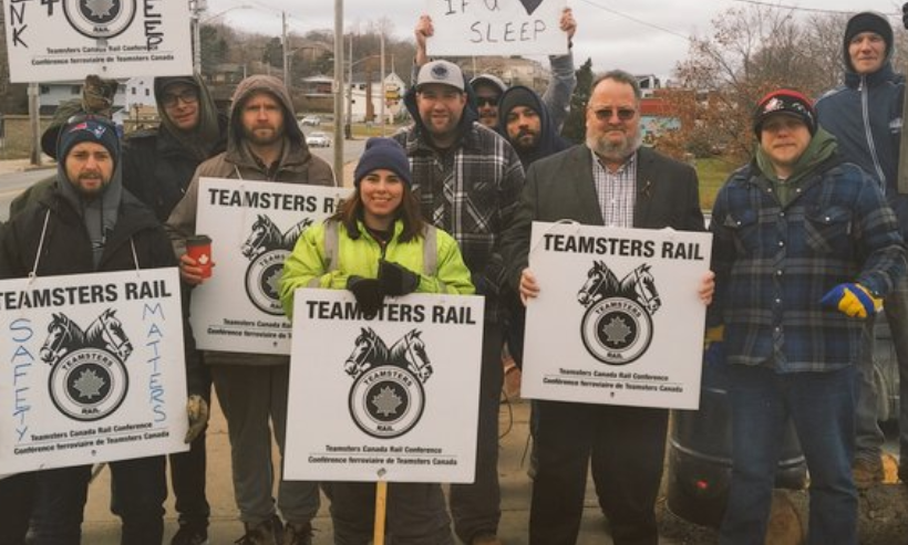 Canadian National Railway strike: Teamsters Canada confirms 'progress' in talks