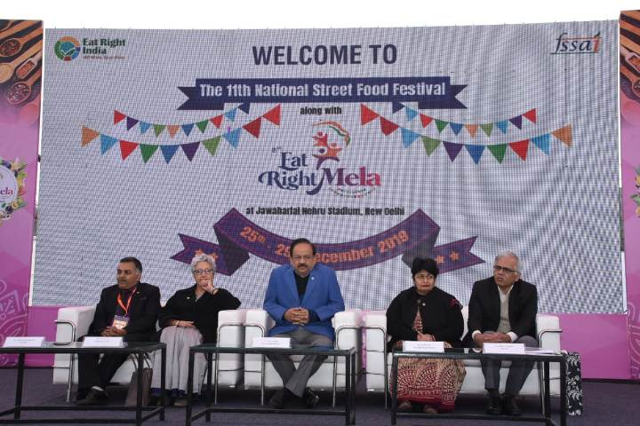 Eat Right Mela: Dr. Harsh Vardhan encourages people to have healthier diets