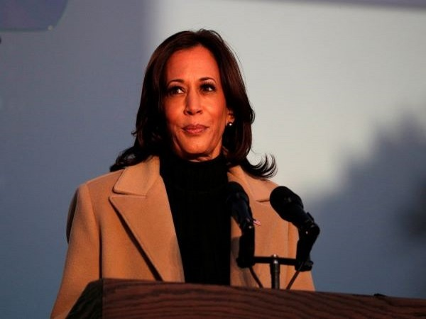 """Vice President Harris urges Black Americans 'let's not let COVID get us"""""""