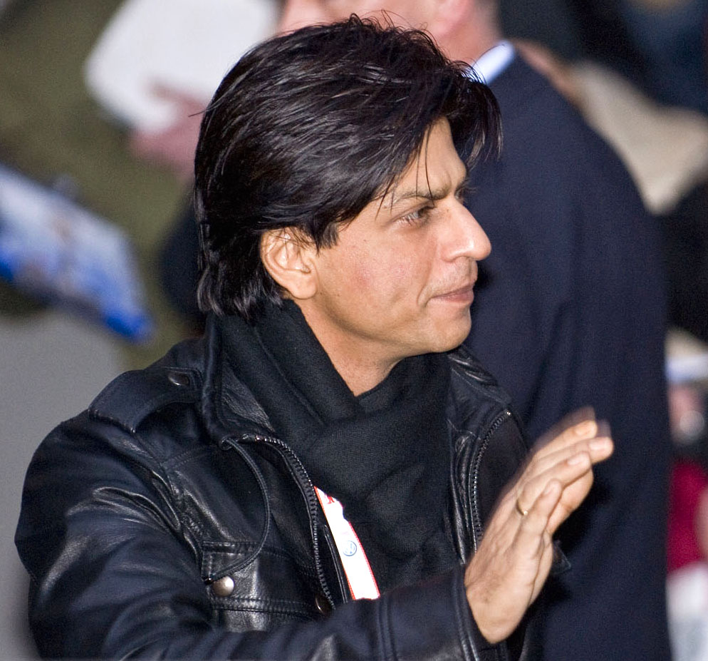 Bollywood King Khan 'thrilled', 'honoured' to share story with veteran Letterman