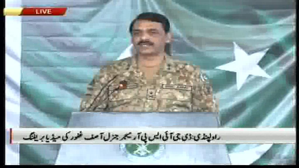 Pak appoints Maj Gen Iftikhar as new military spokesman