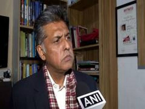 Justice Muralidhar's transfer manifest 'arrogance of govt punch drunk on power': Manish Tewari