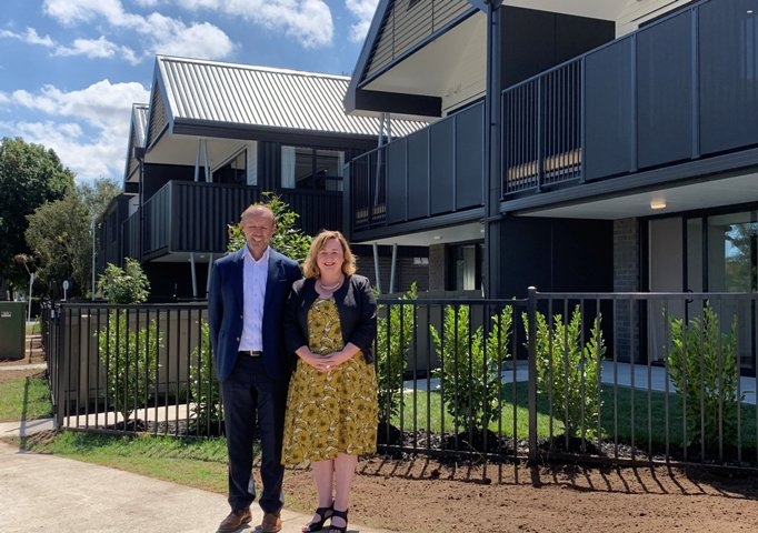 More nineteen public housing delivered in Auckland