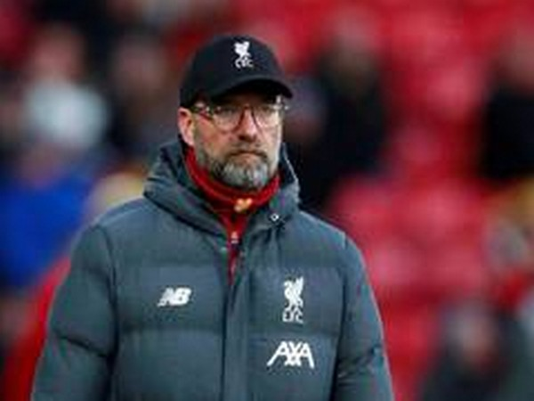 Jurgen Klopp thanks 'incredible' health workers