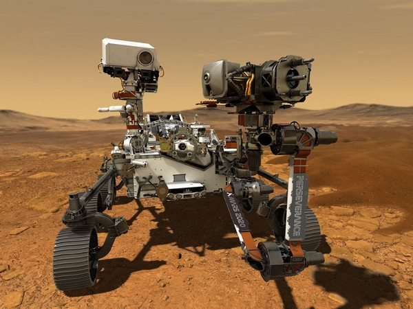 10.9 million names now aboard NASA's Perseverance Mars Rover