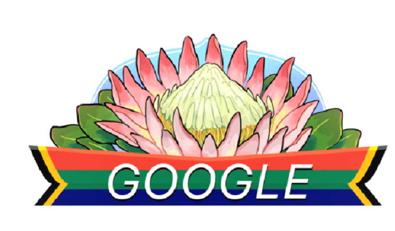 Google releases doodle to commemorate Freedom Day in South Africa