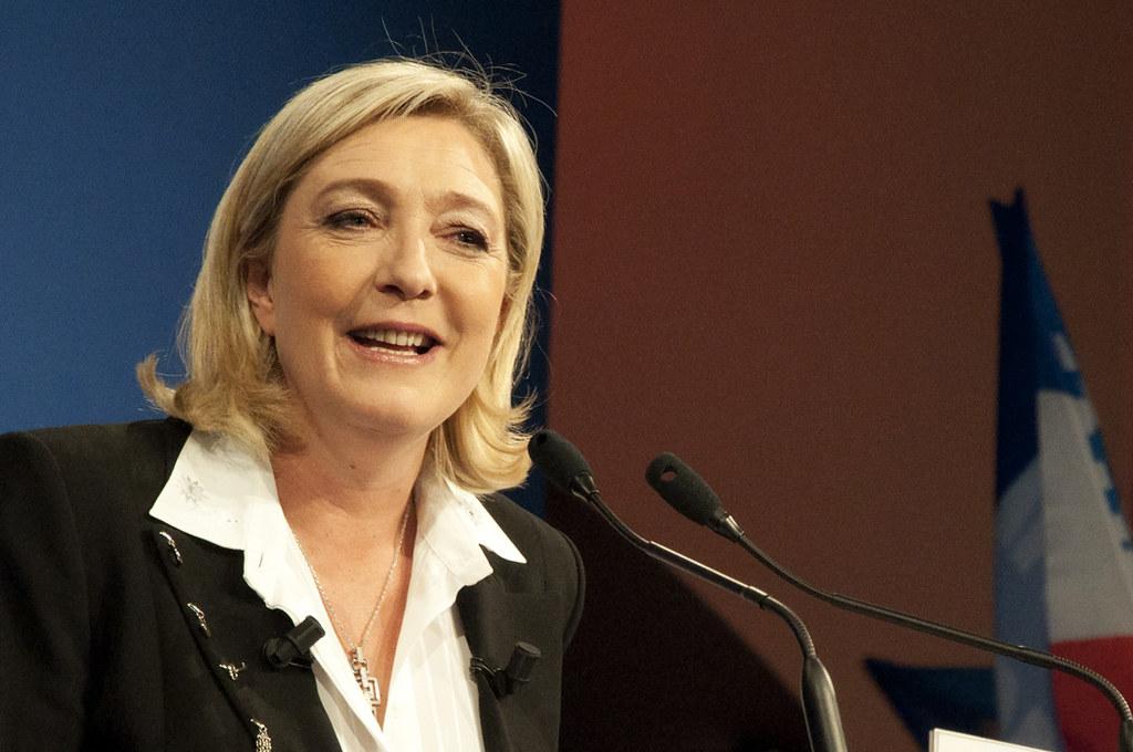 France's Le Pen unveils new far-right European Parliament group