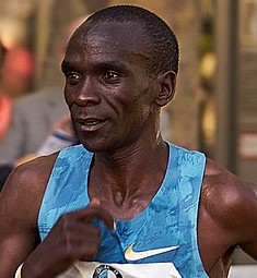 Athletics-Kipchoge's marathon landmark could push faster times in Chicago, director says