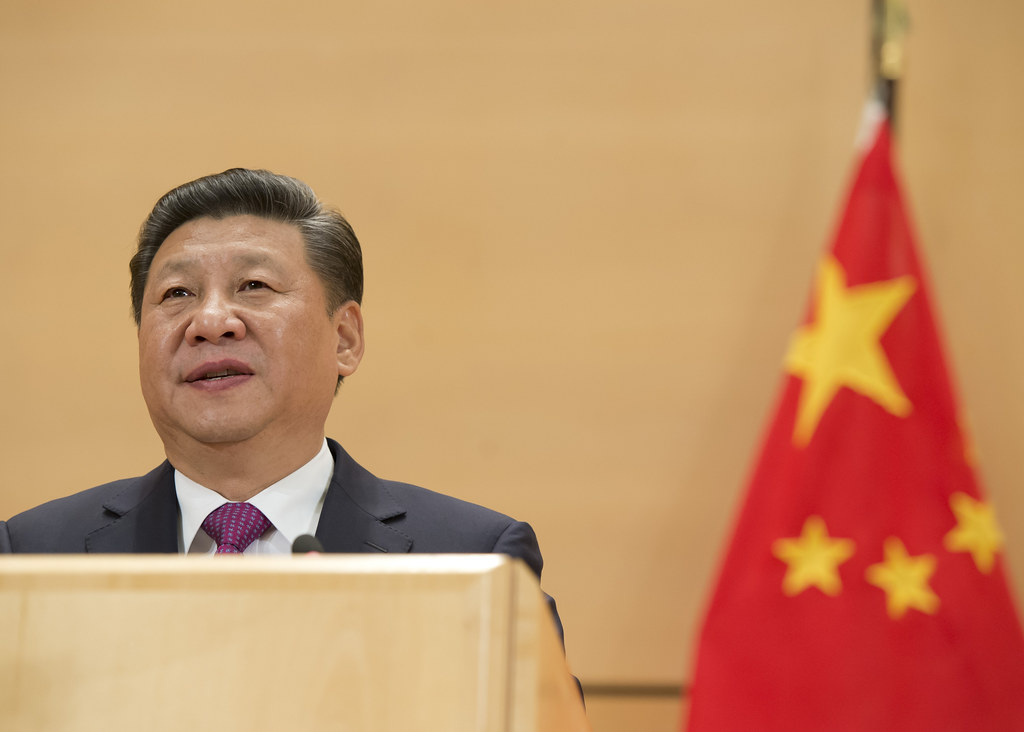 China's President Xi says Afghanistan should eradicate terrorism, promises more assistance- state media
