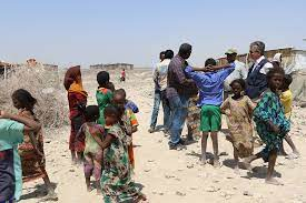Eritrean refugees trapped in two Tigray camps due to conflict