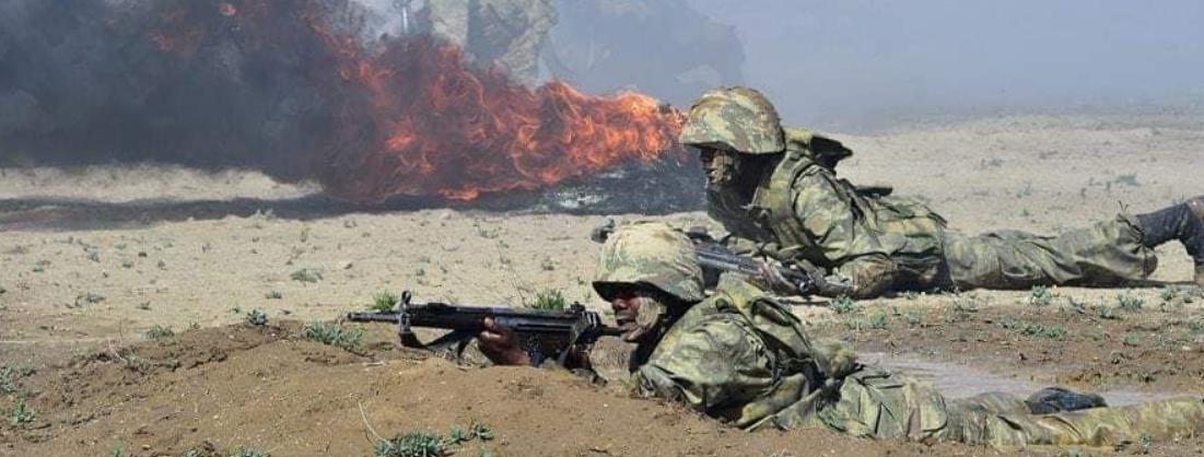 US  AFRICOM conducts airstrike targeting ISIS terrorists in Somalia
