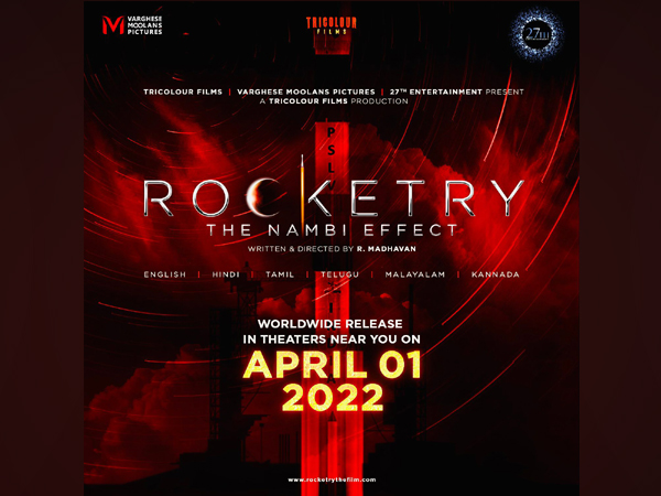 R Madhavan's 'Rocketry: The Nambi Effect' to arrive in April 2022