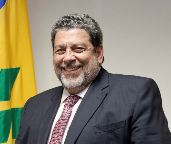 St. Vincent's Prime Minister urges world to 'rise collectively'andcombat today's challenges