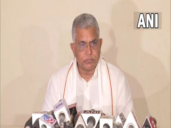 Attacked, abused by TMC workers during campaigning for Bhabanipur by-poll, alleges Dilip Ghosh