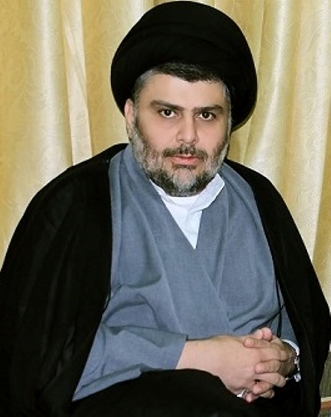 Iraqi cleric Sadr tells followers to clear sit-ins after PM appointed